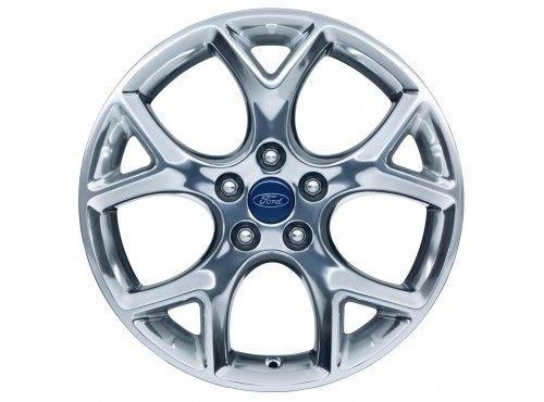 - Oem Factory Genuine Stock 2012 2013 2014 Ford Focus Chrome Polished Aluminum Rim Wheel 17