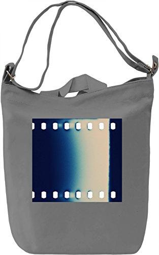 Polaroid Tape Full Print Borsa Giornaliera Canvas Canvas Day Bag| 100% Premium Cotton Canvas| DTG Printing|