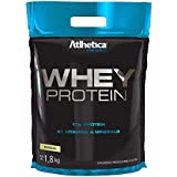Whey Protein Pro Series - 1000g Chocolate - Atlhetica, Athletica Nutrition