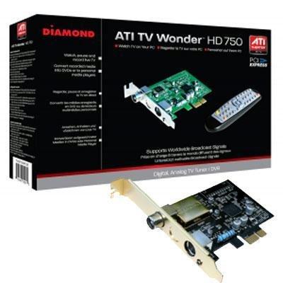 Diamond Multimedia TVW750PEC HD TV Tuner Card
