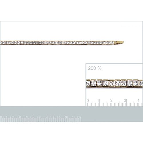 Bracelet Femme Plaqué Or 750 3 Microns OZ