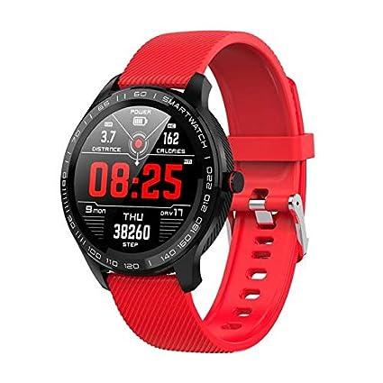 Amazon.com: New IP68 Waterproof ECG Heart Rate Fitness ...