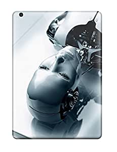 Michael paytosh Dawson's Shop Best Durable Human Robot Back Case/cover For Ipad Air