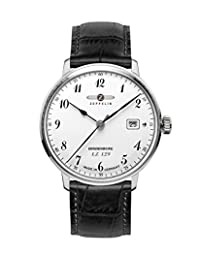 Graf Zeppelin LZ129 Hindenburg Series Swiss Quartz Dress Watch 7046-1