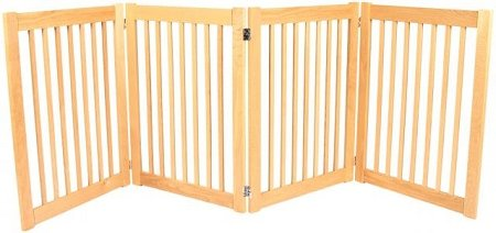 Dynamic Accents Legacy 4 Panel Outdoor Pet Gate by Dynamic Accents