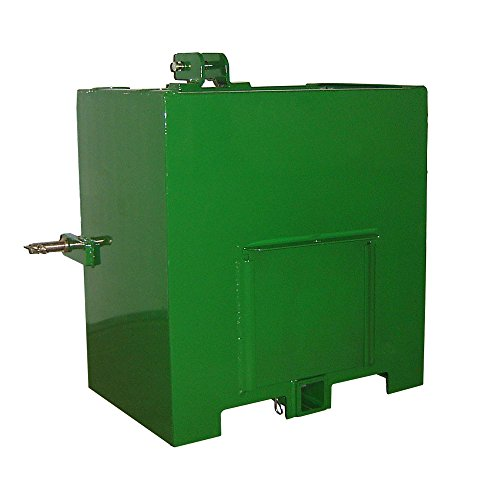 Titan Category 1 Ballast Box 3 Point Cat 1 Fits John Deere Tractors (John Deere Ballast Box)
