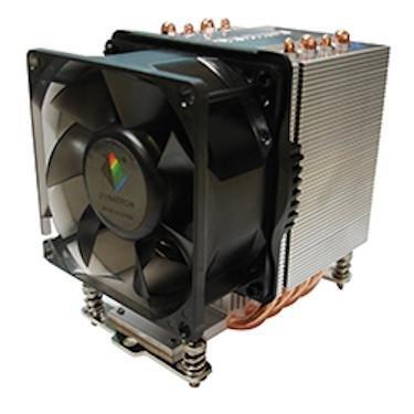 Dynatron R27 CPU Cooler for Intel Socket 2011 3U Server and Up
