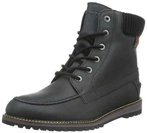 Lacoste Eclose 4, Zapatillas de Estar por Casa para Mujer Negro - Schwarz (BLK 024)