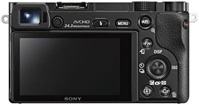 Sony A6000 - Cuerpo de cámara EVIL de 24 Mp (enfoque automático ...