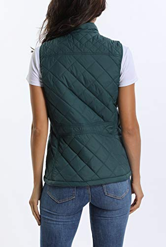 Vestiti Green Panciotto Collare Dritto Giacche Moly Miss Ultraleggeri Donna wRqBI78