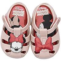 Sandália Sweet Dreams Recém Nascidos, Disney, Rosa, 13