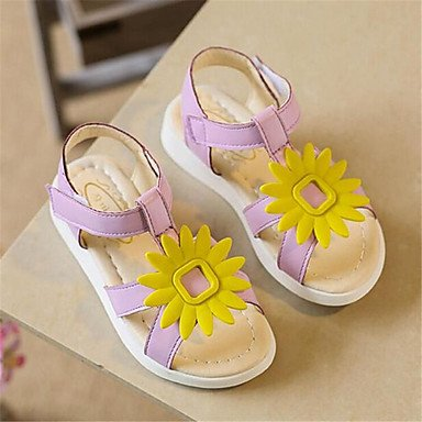 RTRY La Mujer Sneakers Confort Lienzo Pu Confort Informal De Resorte Plano Blanco US9 / EU40 / UK7 / CN41