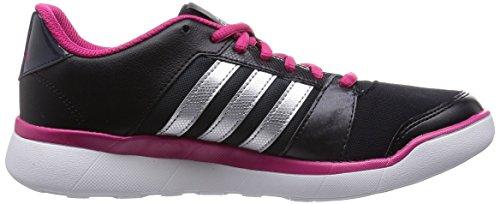 bold Noir Femme Met Fun De silver Essential black Pink Adidas Chaussures Course Schwarz c1HPWRO