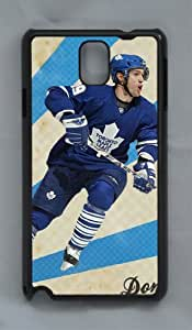 DOMINIC MOORE Custom PC Transparent Case for samsung galaxy note 3 by LZHCASE