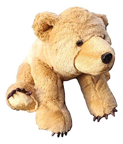 This Place is a Zoo Grizzly Bear Stuffed Animal - 14