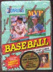 1991 Donruss Series 2 Baseball Wax ()