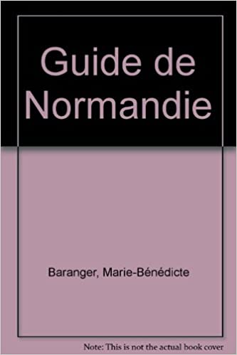Livre Guide de Normandie pdf epub