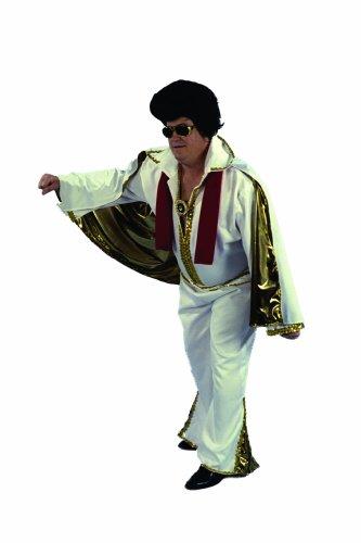 Plus Size Rock Star Costumes - Alexanders Costumes Men's Plus Size Plus-Size