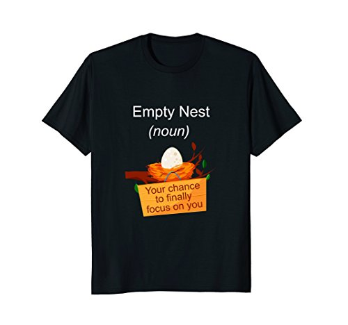Throw College Focus (Funny Empty Nest Gift For Parents TShirt Focus On You)