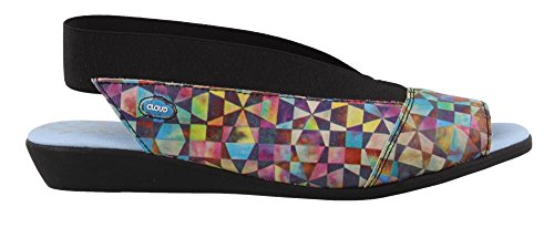 Cloud 2568 Shoes Womens Calibre Slide Mystere
