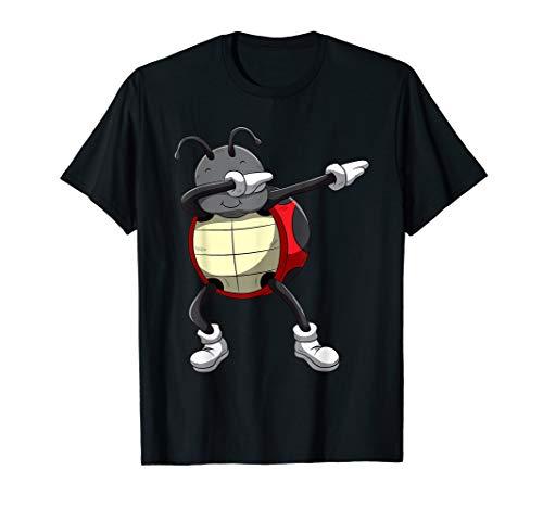 (Dabbing Ladybug T Shirt Dab Beetles Dancing)
