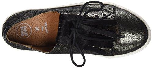068 36 Sportive Sevier Gioseppo Black Pewter Scarpe da Donna H1xZC6q