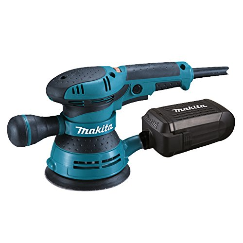 Makita BO5041J Ponceuse Excentrique 300 W Ø 125 mm product image