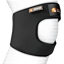 Shock Doctor Knee/Patella Support Wrap with Dual Strap Compression