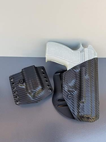 Neptune Concealment Kydex OWB Paddle Holster & Mag Pouch for Sig Sauer P365 - Veteran Made USA - Chronos Series