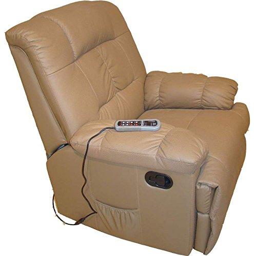 Mivis - Sillon masaje con calefaccion zona lumbar, tamaño ...