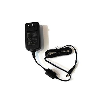 TM-toner Ktec 12V 1.5A WD Seagate External HDD AC Adapter Power Supply KSASB0241200150HU for Western Digital My Book External Storage Media