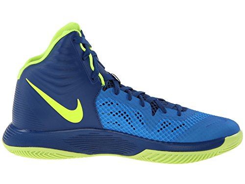 Red Zoom university Basket Chaussure 2014 Black Nike Punch Hyperfuse De hyper R7TvqqHx