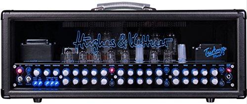 Hughes & Kettner Power Amps - Hughes & Kettner Triamp MKIII 150-watt Dual 3-channel Programmable Tube Head