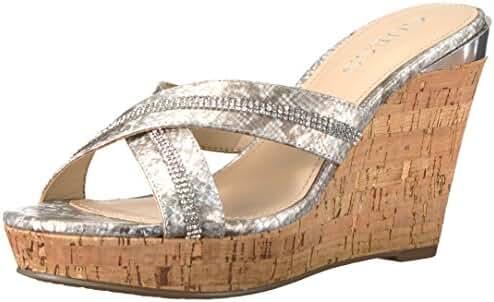 Guess Women's Eieny Wedge Sandal