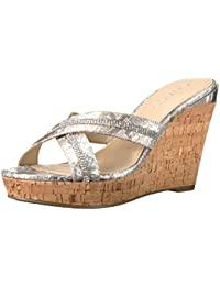Guess Women's Eieny Wedge Sandal