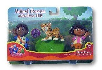 Dora the Explorer Animal Rescue Adventure Set