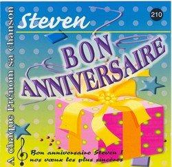 Bon Anniversaire Steven Jean Louis Mercier Fred Aberson Patrick