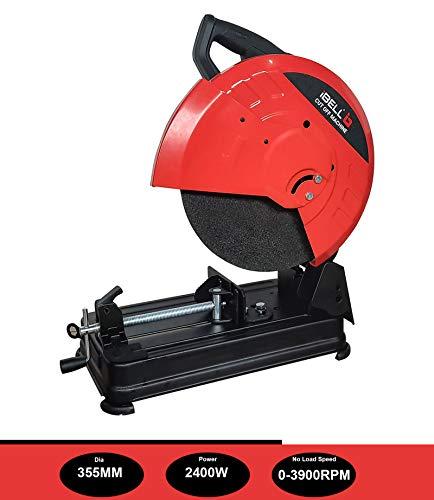 iBELL CM35-24, 14 Inch, 2400W, 3900RPM, 50Hz Cut Off Machine with Blade - 6 Months Warranty 2