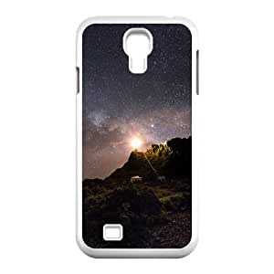 Samsung Galaxy S 4 Case, space and earth nasa Case for Samsung Galaxy S 4 White