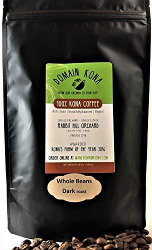 100 kona coffee beans - 9