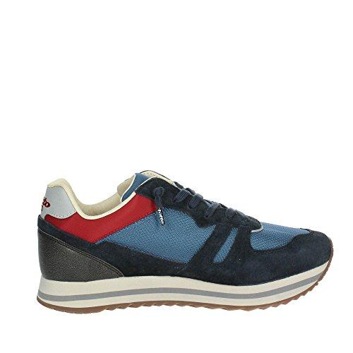 Leggenda Lotto Sneakers T4600 Bassa Blu Uomo z4CxBw