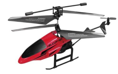 赤外線でコントロール!簡単操作で飛ばせる軽量ヘリコプター [2ch RCスカイヘリコプターSP  AHR1499 (RED)]