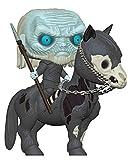 Funko Pop! Rides: Game of Thrones - White Walker On Horse
