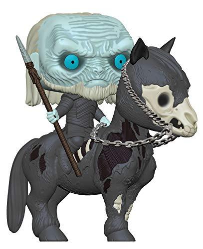 Funko Pop! Rides: Game of Thrones - White Walker On Horse ()