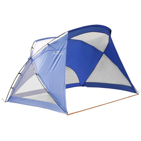 Field N' Forest 9 ft x 6 ft Blue Polyester Sport Shelter