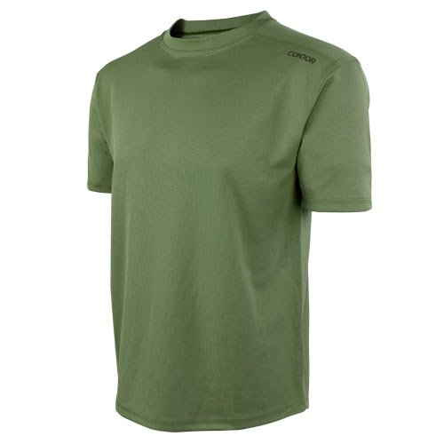 - Condor Outdoor MAXFORT Performance Training Top (X-Large, Olive Drab)