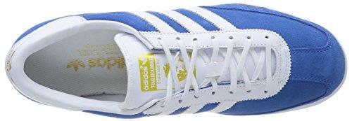 Adidas Originals Unisexe Chaussures De Sport Beckenbauer Adulte Bleu (bluebird / Ftwr Blanc / Or Mét.)