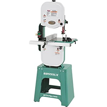 """Grizzly G0555LX Deluxe Bandsaw, 14"""""""