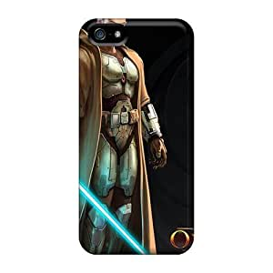 Elaney Snap On Hard Case Cover Jedi Knight Star Wars The Old Republic Game Protector Case For Sam Sung Galaxy S4 I9500 Cover
