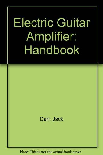 Buy electric guitar amplifier handbook